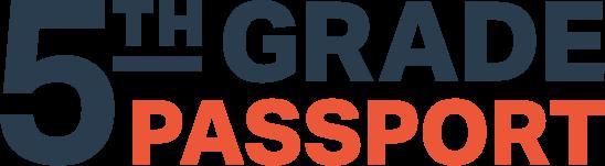 5th Grade Passport logo.