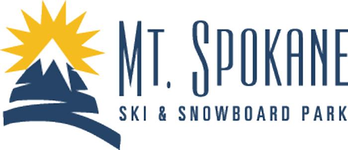 Mount Spokane logo.