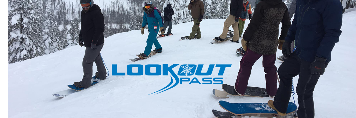 7th Annual Boyd Hill Snowskate Sortanatural Banked Slalom – Mar. 6 @ Lookout Pass