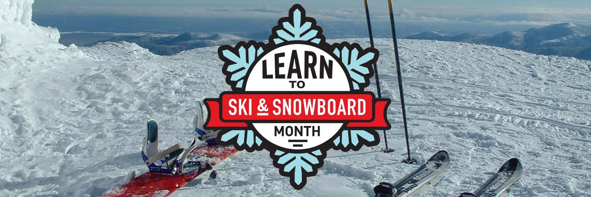 Learn to Ski & Snowboard Month – January @ 49° North