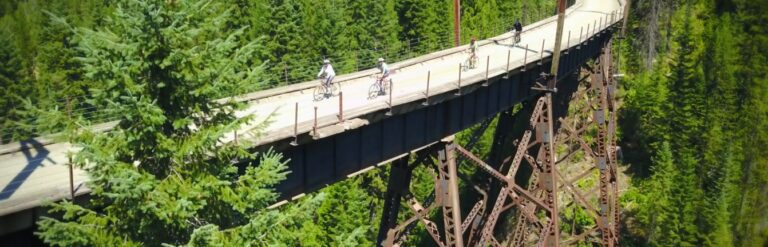 It's Time To Make Plans to: RIDE THE HIAWATHA